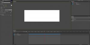 Adobe Edge Tutorial #1