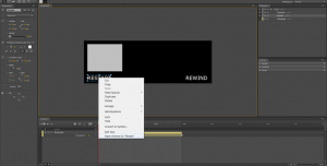 Adobe Edge Tutorial: Restart, Rewind e Loop infinito #1
