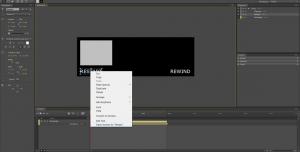 Adobe Edge Tutorial: Restart, Rewind and infinite Loop #1