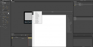Adobe Edge Tutorial: Restart, Rewind e Loop infinito #2
