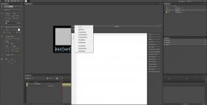 Adobe Edge Tutorial: Restart, Rewind and infinite Loop #2