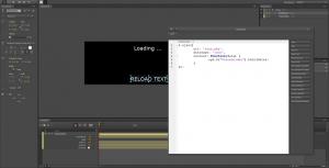Adobe Edge Tutorial: dynamic content using Ajax #3