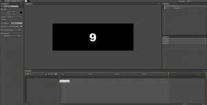 Adobe Edge Tutorial - Countdown tramite API #3