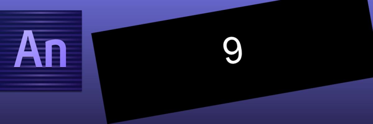 Edge Animate Tutorial: Countdown using API