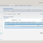 phpBB Extension 3.1.x – User Feedback for phpBB – ACP - Administrator permissions
