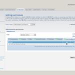 Estensione phpBB 3.1.x - User Feedback per phpBB – ACP – Permessi amministratore