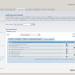 Estensione phpBB 3.1.x - User Feedback per phpBB – ACP – Permessi utente